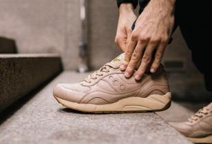 SAUCONY Originals VEG-TAN Leather