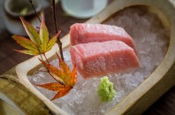 日本直輸入の魚を味わう「八重桜料亭」