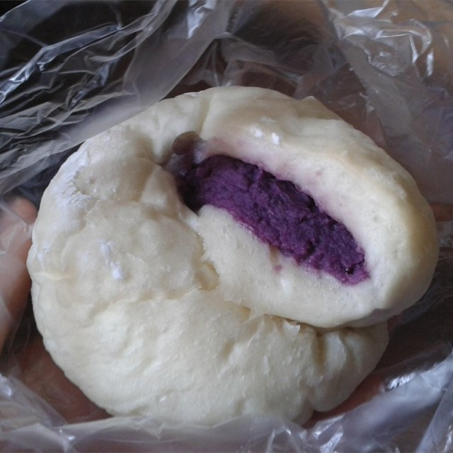 糧友パン工房-紫薯一丁目