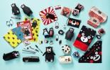 熊本の人気キャラクターくまモンの夏祭り