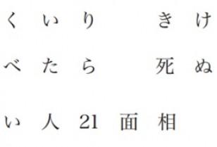 花樣語言 Vol.120 ワープロと漢字
