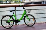Gobee.bike自転車レンタル