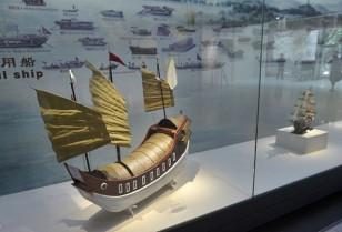 清代の貿易の歴史を学ぶ 広州十三行博物館