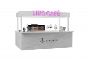 銅鑼湾 LIPS CAFÉ Habitu x T Galleria