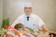 ホテル日航広州 弁慶 日本料理・鉄板焼 料理長・上原叔靖さんに密着インタビュー!