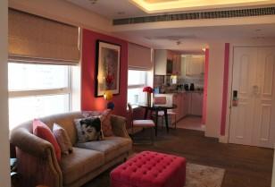 サービスアパートメント「マデラレジデンス」、ブティックホテル「マデラ・ハリウッド」