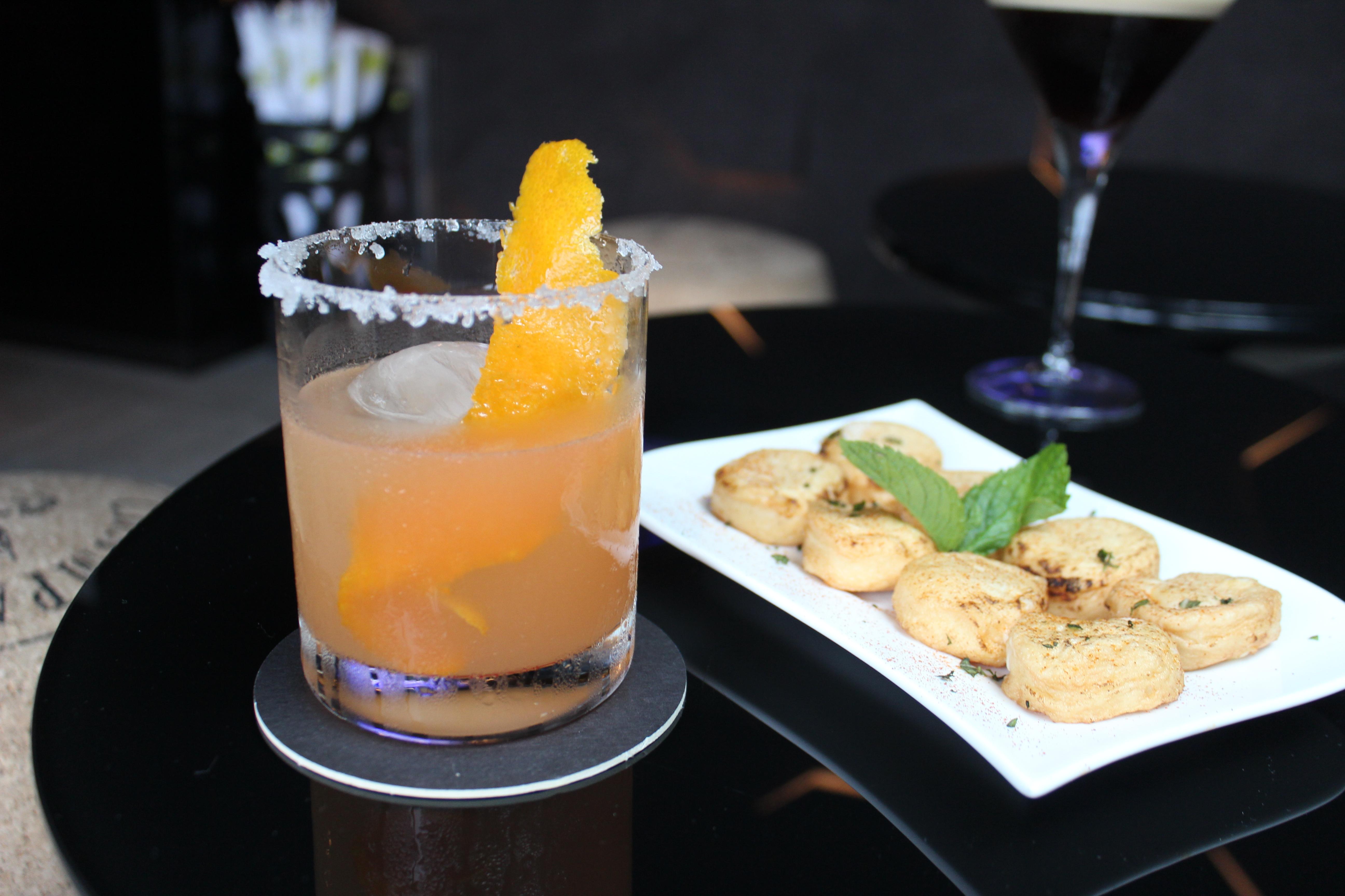 Horizonte Lounge. cocktail