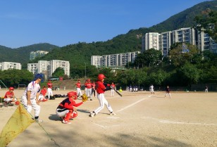 HKSA Men's AA League 毎週日曜の朝はソフトボールでつながろう 第2弾