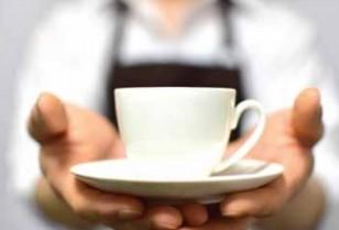 コーヒーシ ョ ッピング形式