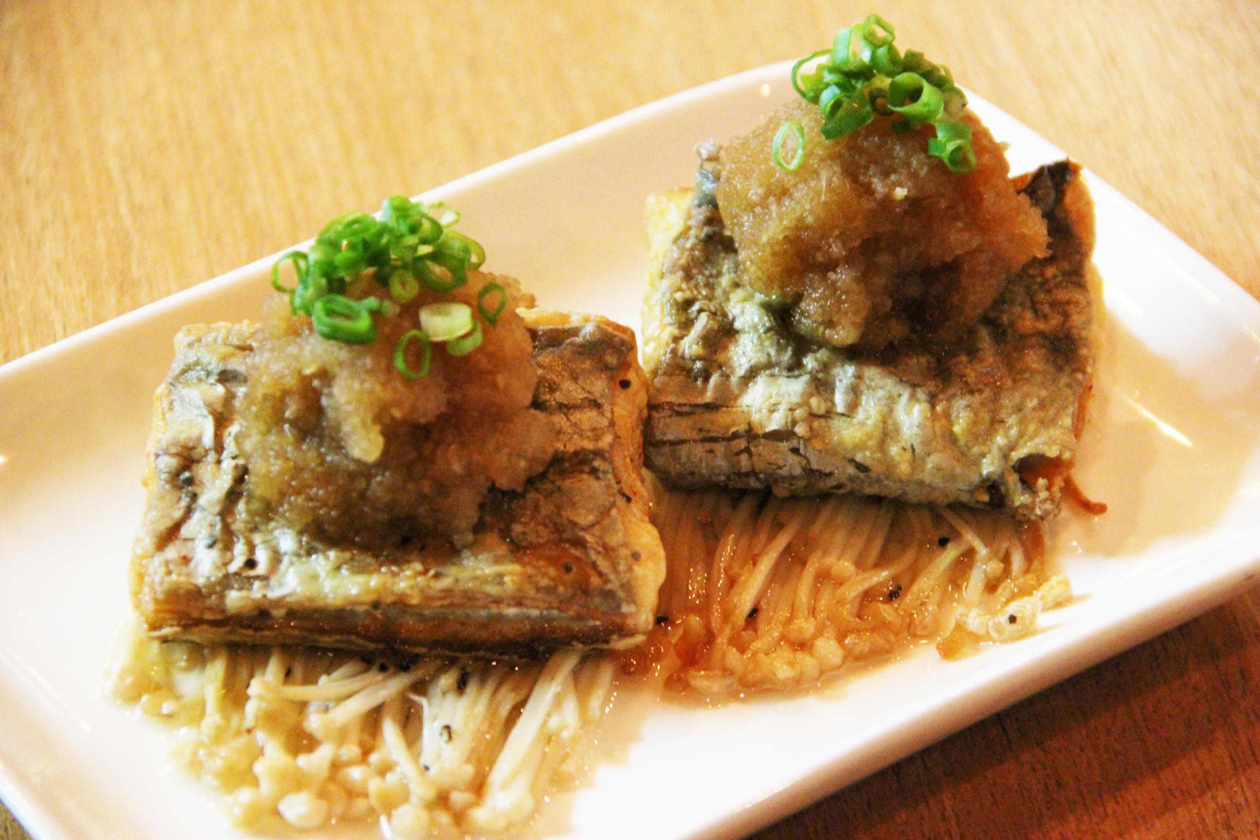 牛油燒太刀魚2