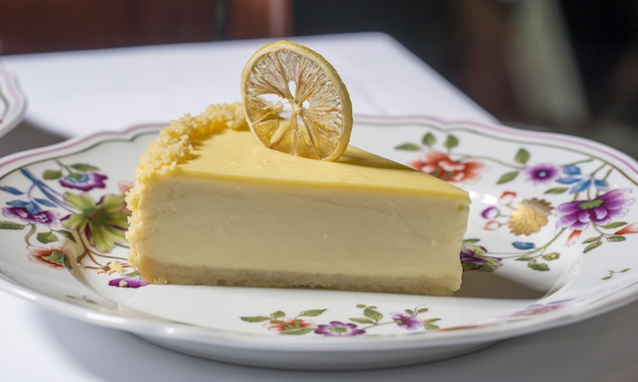 Carbone – New York Lemon Cheesecake