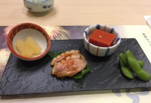 銅鑼湾の日本料理「安半」営業を再開