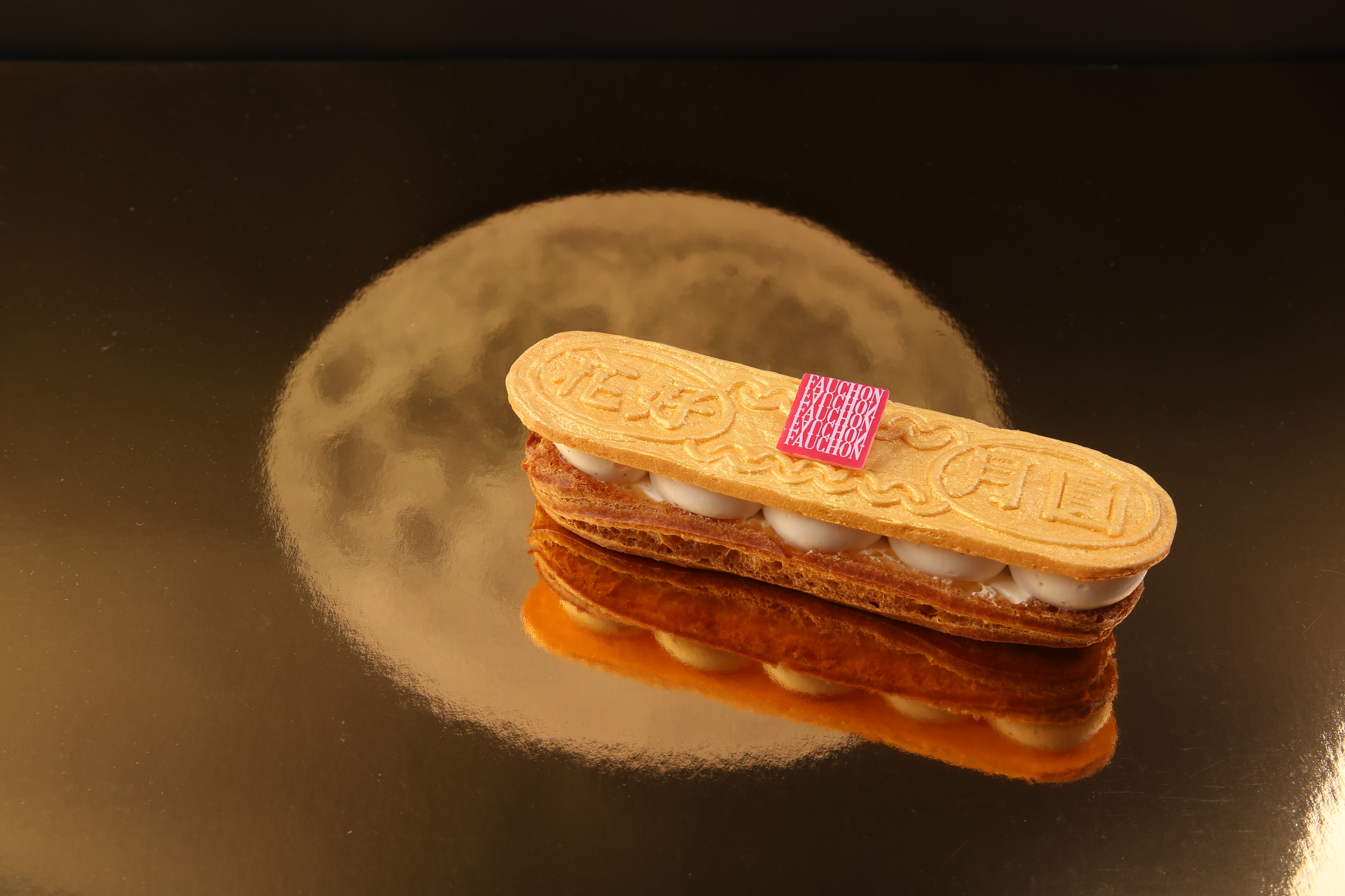 Mooncake Éclair 花好月圓法式泡芙 2