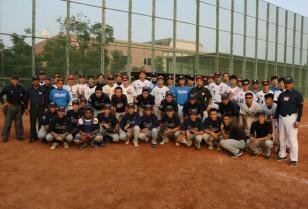 世界の野球~日本人指導者の挑戦~香港代表強化合宿三日目Vol.6