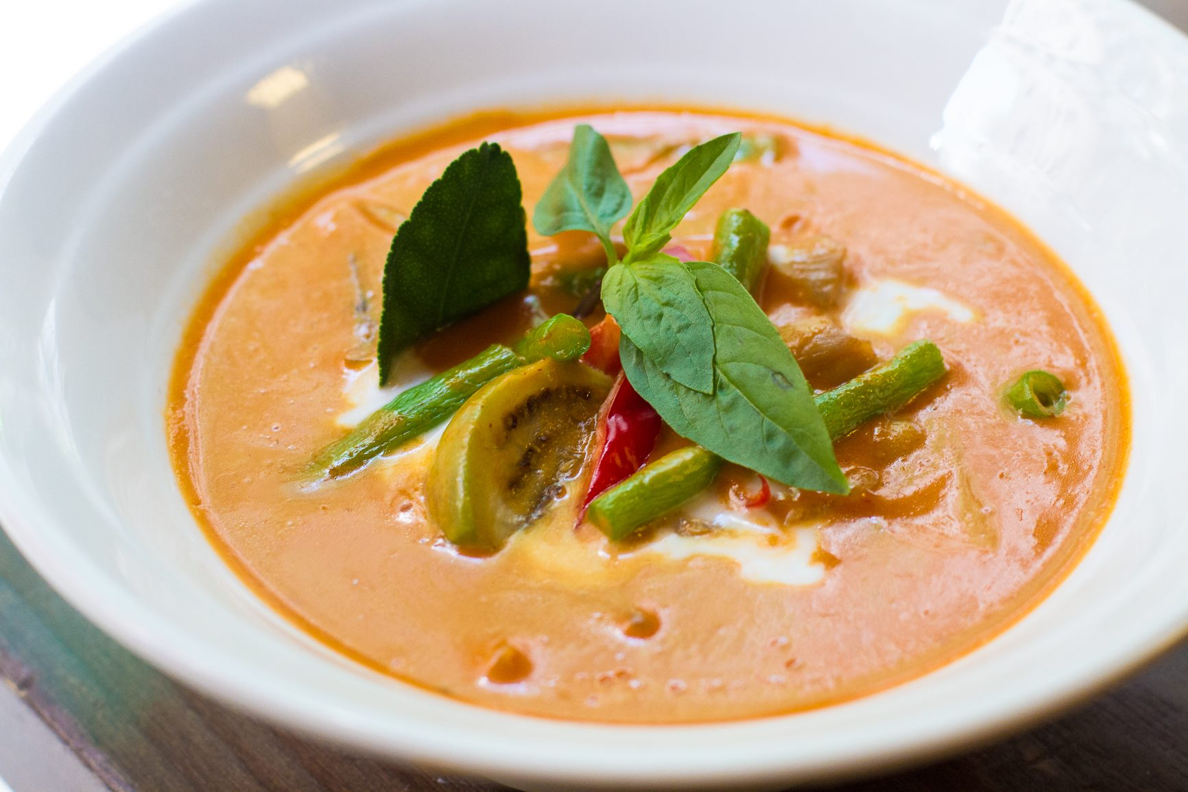 Gaeng Ped (Thai Red Curry)