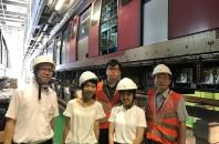三菱電機(香港)社会インフラ事業部、インターン生受入れ開始!