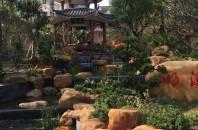 漢代の様式を堪能出来る広州文化公園