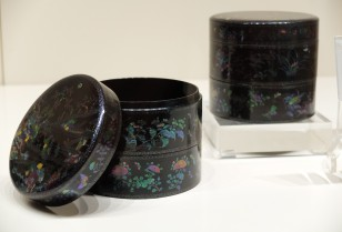 展示「Celestial Cases: Antique Boxes of China」