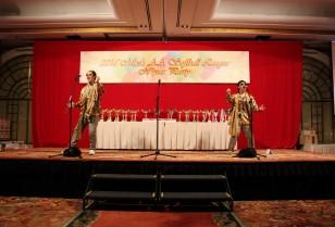 HKSA Men's AA League 毎年恒例のクリスマスパーティを開催