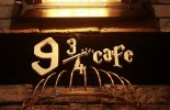 ハリーポッターカフェ9¾Café