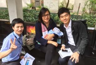 香港滞在型グローバル人材育成研修Pasona Global Edge