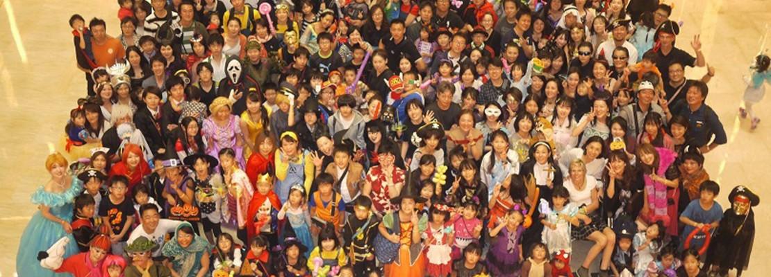 400人突破!JWAG主催ハロウィンパーティー@広州日航ホテル思い思いの仮装で食べて飲んで秋の夜長を堪能!
