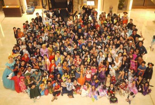 JWAG主催ハロウィンパーティー