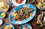 南イタリアの海の街の空気感漂う空間で新鮮な魚介類とワインを満喫!!「Osteria Marzia」