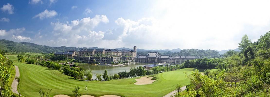 広州から2時間半!!深圳・香港から2時間!!ゴルファー、ファミリー、団体旅行者必見!!