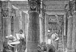 5つの著名な図書館を訪れて古代史を知る