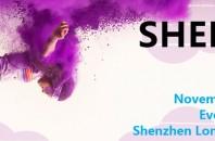 地球上で最もハッピーなイベントThe Colour Run in深圳