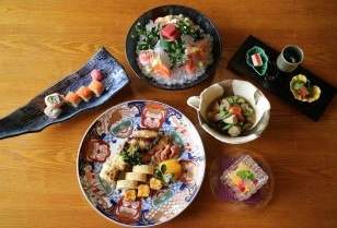 秋に愉しむ旬の味覚日本料理 なだ万 Japanese Restaurant NADAMAN