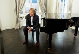 リチャード・クレイダーマンピアノリサイタル