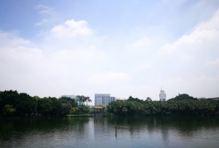 流花湖公園州 Liu Hua Hu Gong Yuan