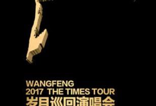 音楽Wang Feng 2017 The TimesツアーIN 深圳