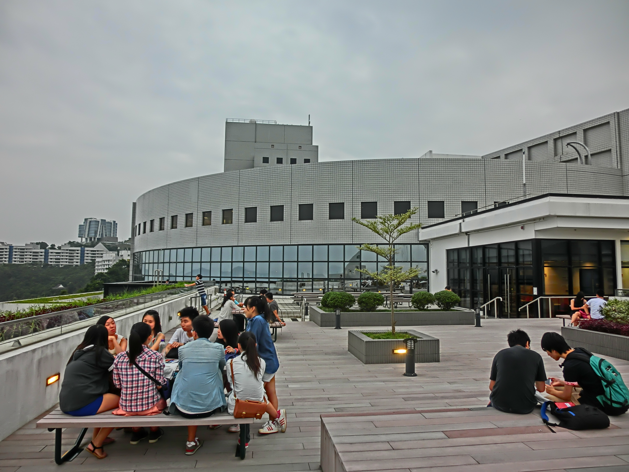 The University of Science and Technology (HKUST) 2