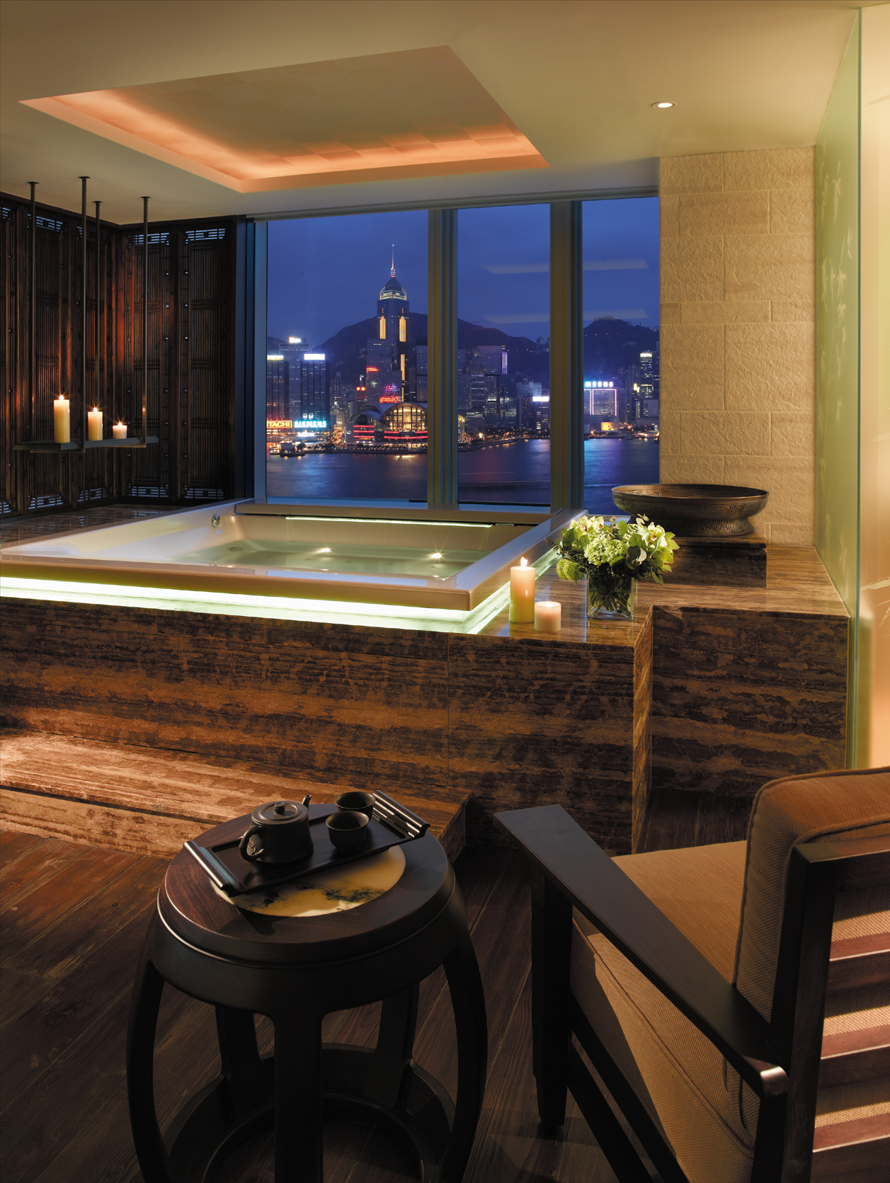 VIP Couple's Spa Suite