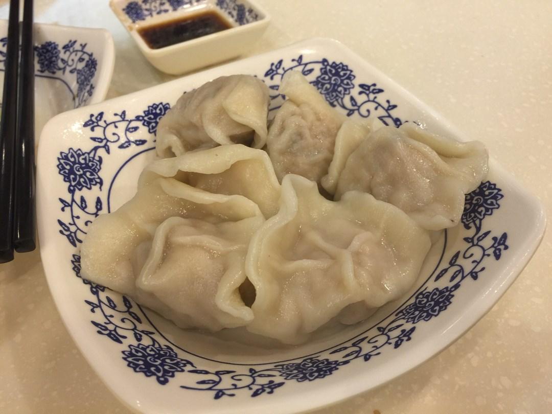 Dumplings at 婆婆家餃子館 (Grandma's Dumplings)