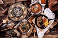 Macho Chef韓国料理と西洋料理が融合した料理店