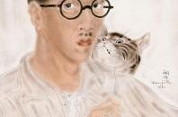 藤田 嗣治Tsuguharu Foujita猫と芸術