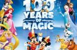 ディズニーオンアイスDisney On Ice celebrates 100 Years of Magic