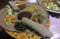 Huale Luから徒歩2分!エチオピア料理店Zagol