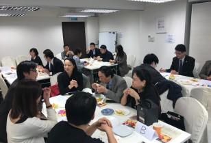 日本青果試食商談会香港和僑会にて開催