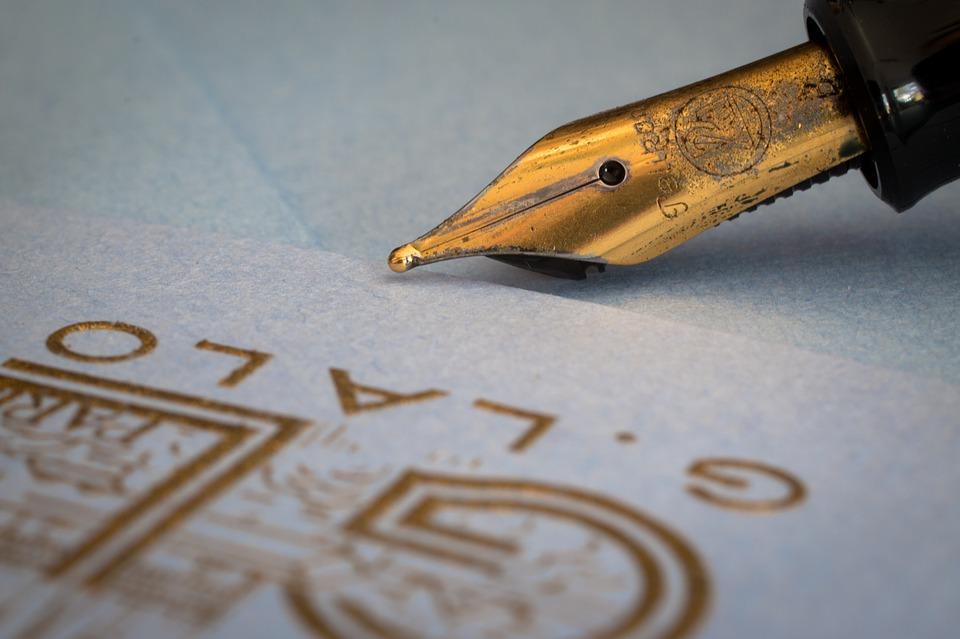 fountain-pens-1393978_960_720