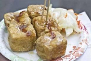 チャイニーズフードレシピ臭豆腐