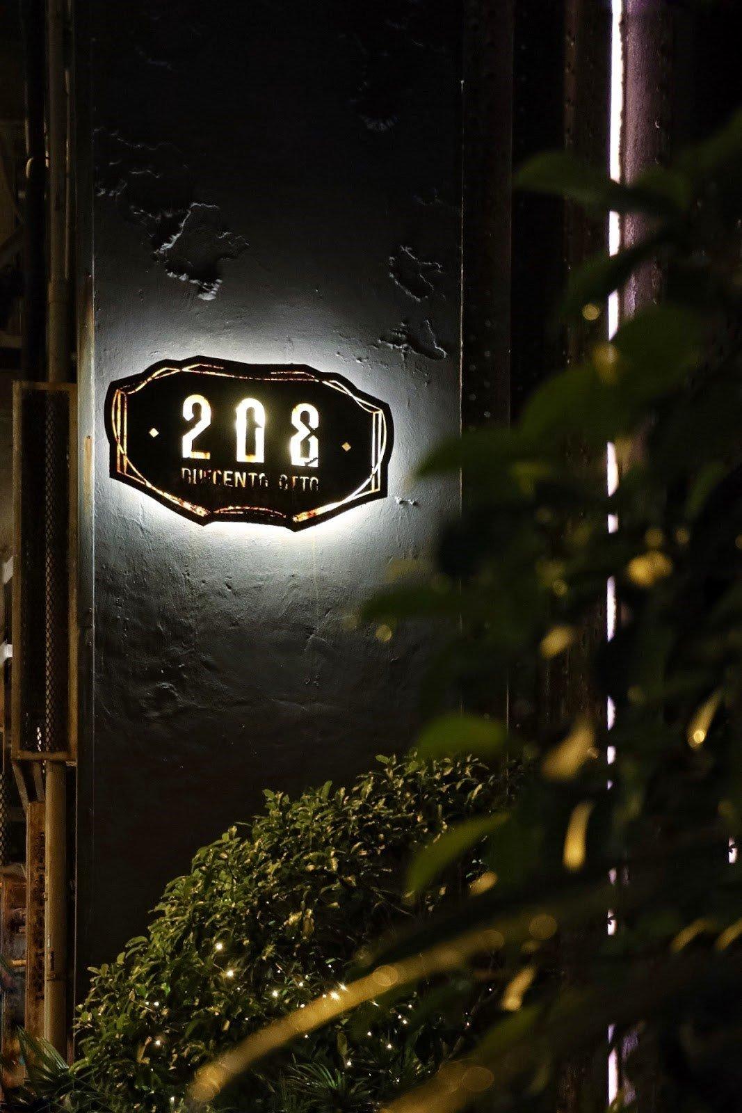 208 Duecento Otto 2