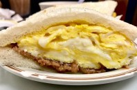 香港式ビーフエッグサンドイッチが美味しいお店8選