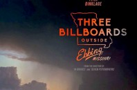 映画Three Billboards outside Ebbing, Missour