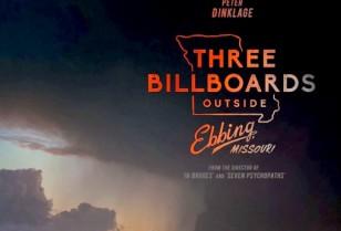 映画Three Billboards outside Ebbing, Missour