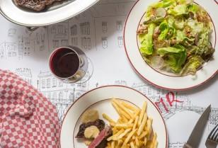 お財布に優しい価格で上質のフランス伝統ステーキ店が楽しめる「La Vache」がTSTにオープン!!